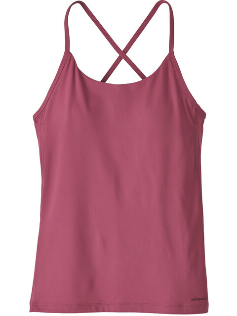 Patagonia W's Cross Beta Tank Star Pink